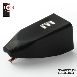 10/ 20/ 30/ 40 - ELLIPTICAL Diamond Stylus for ORTOFON OM5e OM10 OM20 OM30
