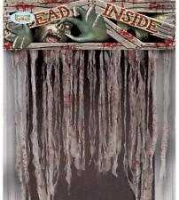 Zombie Halloween Curtain for Door Horror Decoration