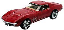 Autoart 1/18 71172 Chevrolet Corvette Monza Red 1970 Limited Edition 1 of 6000
