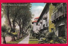 Unposted vintage card. Glenwood Mmission Inn, Riverside, California