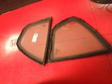 3 SERIES E46 BMW REAR BACK SIDE DOOR VENT GLASS WINDOW SEDAN DRIVER PASSENGER