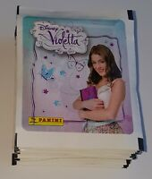 PANINI DISNEY VIOLETTA - 100 unopened package (500 stickers)