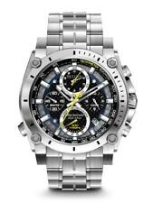 Bulova Precisionist Cronógrafo Caballeros Reloj 96B175-PVP 650 € - nuevo