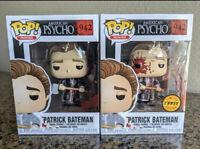 Funko Pop! American Psycho Patrick Bateman Chase Bundle - In Hand!