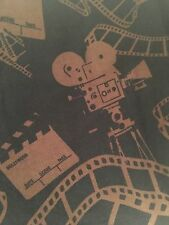 LulaRoe TC Film Camera Leggings BNWT HTF Unicorn Movie Night