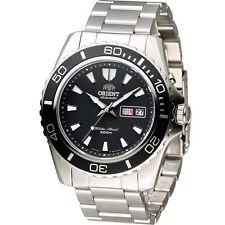Orient Black Mako Automatic Dive Men's Watch FEM75001B