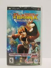 Frantix: a puzzle adventure: Sony PSP videogame: complete - with warrranty