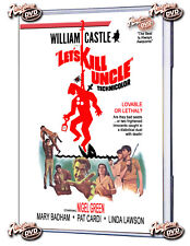 Lets Kill Uncle DVD(1966) Nigel Green, Mary Badham, Pat Caedi-FREE SHIPPING