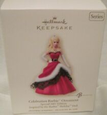 2007 HALLMARK -CELEBRATION BARBIE- SPECIAL 2007 EDITION - 8TH IN THE SERIES -MIB