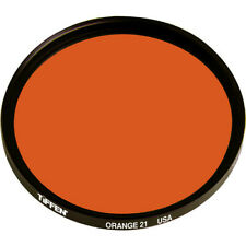 Tiffen 49mm Orange #21 Filter **AUTHORIZED TIFFEN USA DEALER**