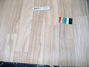 6980 PVC Belag 200x405 cm Bodenbelag CV Boden Rest robust Wildkirsche Holz-Dekor