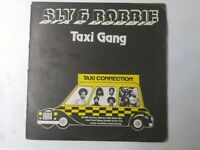 Sly & Robbie Taxi Gang-Taxi Connection Vinyl LP 1982