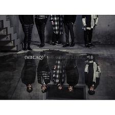 K-pop MBLAQ - 7th Mini Album (MBLAQ07MN)