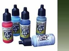 Acrylicos Vallejo Paints Tank Toy Model Kits