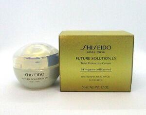 Shiseido Ginza Tokyo Future Solution LX Total Protective Cream ~ 1.7 oz BNIB