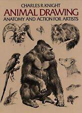 Dover Anatomy for Artists: Animal Drawing : Anatomy and Action for Artists by...