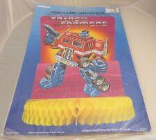 Vintage Transformers Honeycomb Party Decoration, MIP