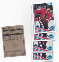 2013-14 OPC hockey card lot of 5 #95 Patrick Kane, Chicago Blackhawks NMMT+