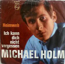 """7"""" 1967 RAR! MICHAEL HOLM Ich kann Dich nicht vergessen"""