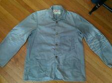 LEVI LVC VINTAGE SUNSET SACK COAT DENIM CHORE JACKET L jeans pre-big E