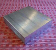 2 X 5 X 5 Aluminum 6061 T6511 New Solid Plate Flat Bar Stock Mill Block Mt