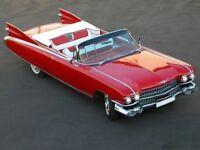 1 Cadillac Eldorado 1959 Vintage 24 Dream Concept Sport Car 18 Carousel Red 12