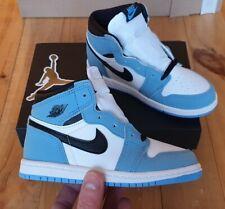 Nike Air Jordan 1 Retro High OG University Blue (TD) UK 9.5 Toddler