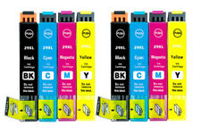 8 Ink Cartridges NON-OEM For Epson 29 29XL XP-245 XP-332 XP-335 XP-432 XP-435