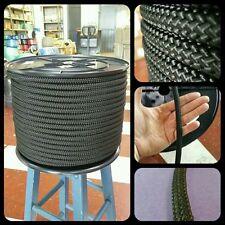 Corde driza cordage polypropylène 12mm x 100 mètres fonds amarrage