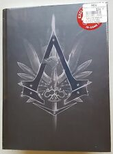 Assassins Creed Syndicate Collectors Edition Hardcover Strategy Guide + Necklace