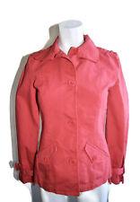 DKNY Jeans Women's Jacket Size XS Long Sleeve Button Down 100% Cotton