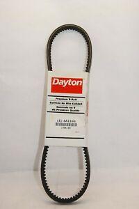(NEW) DAYTON 6A116G Premium V-Belt