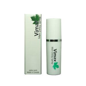 Vimax With Vitamin E Original Delay Spray For Men 15ml FREE SHIPPING