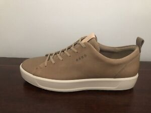 ECCO Golf Soft Hydromax Hybrid Golf Shoes Navajo Brown Men Size 10-10.5 (EU 44)