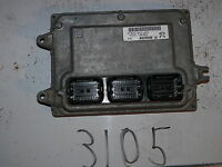 08 09 10 ACCORD 2.4L EX AT COMPUTER BRAIN ENGINE CONTROL ECU ECM MODULE UNIT