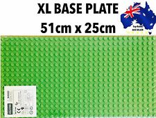BIG BLOCK BASE PLATE FOR DUPLO MEGA BLOKS 51x25cm LARGE BOARD XMAS GIFT LEGO MAT