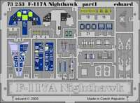 Lockheed F-117A Nighthawk PRE-PAINTED in COLOUR! (Design 8591437732531