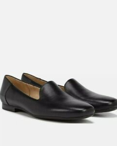 NATURALIZER Ladies' Kit2 Shoes in Black Leather, 8.5