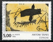 STAMP / TIMBRE FRANCE NEUF N° 2782 ** TABLEAU ART / ANTONI TAPIES