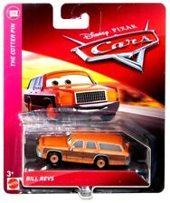 Disney Pixar Cars 3 Cotter Pin Bill Revs 1:55 Scale Diecast Vehicle IN HAND