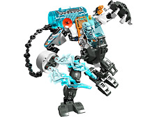 Lego 44017 Hero Factory Heroes Stormer Freezz Machine complet TBE Notice de 2014