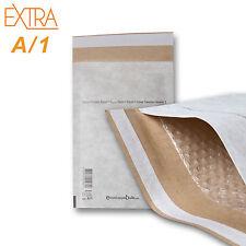 100 Enveloppes à bulles rigides EXTRA taille A/1 format 90x160mm