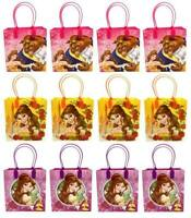 Disney Beauty and the Beast Birthday Goody Gift Loot Favor Bags Party Supplies