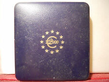 PASSAGE AN 2000 MÉDAILLE 40mm BRONZE EUROPE STRASBOURG