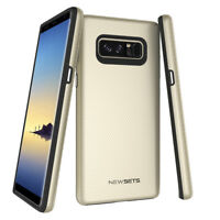 Dual layer Samsung Galaxy Note 8 TRIANGLE Shockproof TPU Bumper Case Cover