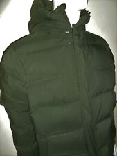 M&S COAT HOODED BIG MENS DOWN & FEATHER SIZE 3XL NWT