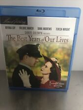 The Best Years of Our Lives (Blu-ray Disc, 2013)Samuel Goldwyn Best Picture 1946