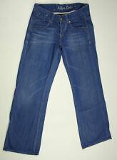 Tommy Hilfiger Jeans 'LAURIE 70'S BLUE LOOSE FIT' W28 L32 AU10 RRP $289 Womens