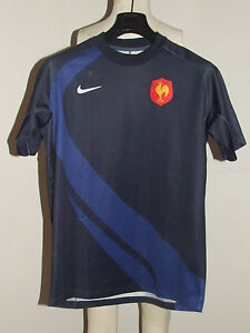 Shirt Trikot Maillot Rugby Sports France