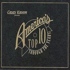 Casey Kasem: America's Top 10 Through Years.